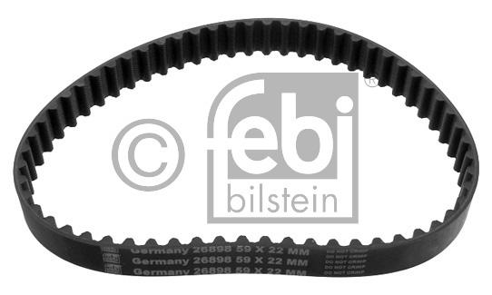 Courroie crantée - FEBI BILSTEIN - 26898