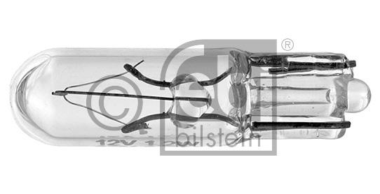 Ampoule, éclairage des instruments - FEBI BILSTEIN - 26956