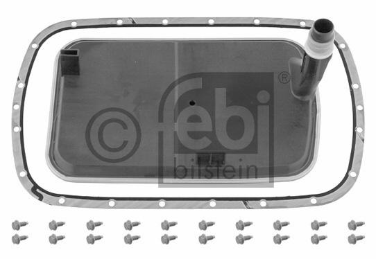 Filtre hydraulique, transmission automatique - FEBI BILSTEIN - 27061