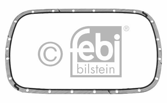 Joint, carter d'huile-boite à vitesses automatique - FEBI BILSTEIN - 27063
