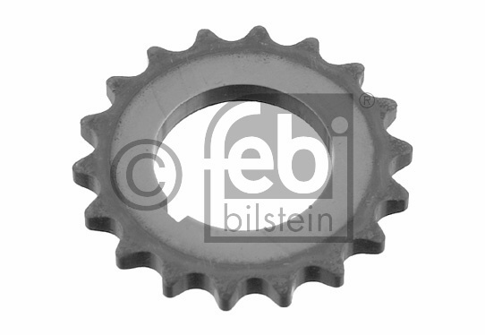 Roue dentée, vilebrequin - FEBI BILSTEIN - 27068