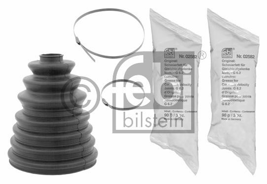 Kit d'assemblage, joint-soufflet, arbre d'entraînement - FEBI BILSTEIN - 27111