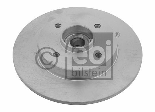 Disque de frein - FEBI BILSTEIN - 27201