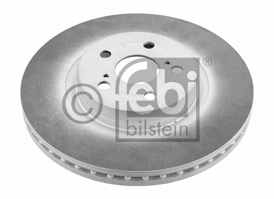 Disque de frein - FEBI BILSTEIN - 27237