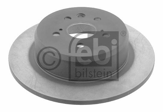 Disque de frein - FEBI BILSTEIN - 27239