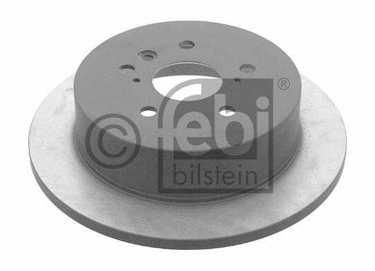 Disque de frein - FEBI BILSTEIN - 27478