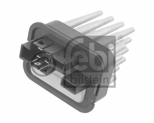 Appareil de commande, chauffage/ventilation - FEBI BILSTEIN - 27495