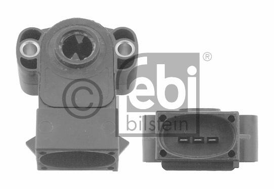 Capteur, position du papillon - FEBI BILSTEIN - 27501