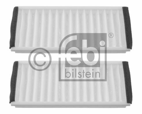 Filtre, air de l'habitacle - FEBI BILSTEIN - 27529