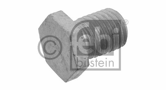 Vis-bouchon, carter d'huile - FEBI BILSTEIN - 27531