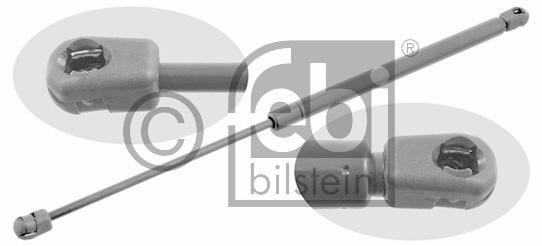 Ressort pneumatique, coffre à bagages/compartiment à bagages - FEBI BILSTEIN - 27589