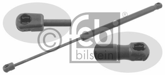 Ressort pneumatique, coffre à bagages/compartiment à bagages - FEBI BILSTEIN - 27619