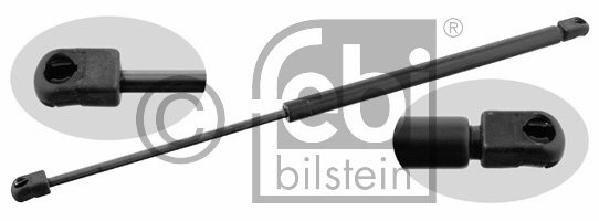 Ressort pneumatique, coffre à bagages/compartiment à bagages - FEBI BILSTEIN - 27645