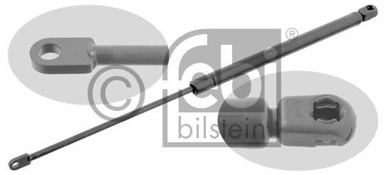 Ressort pneumatique, coffre à bagages/compartiment à bagages - FEBI BILSTEIN - 27660