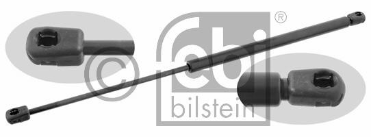 Ressort pneumatique, capot-moteur - FEBI BILSTEIN - 27675