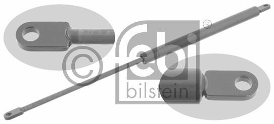 Ressort pneumatique, capot-moteur - FEBI BILSTEIN - 27678