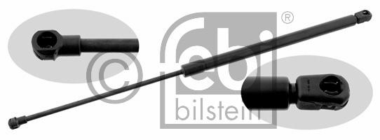 Ressort pneumatique, coffre à bagages/compartiment à bagages - FEBI BILSTEIN - 27691