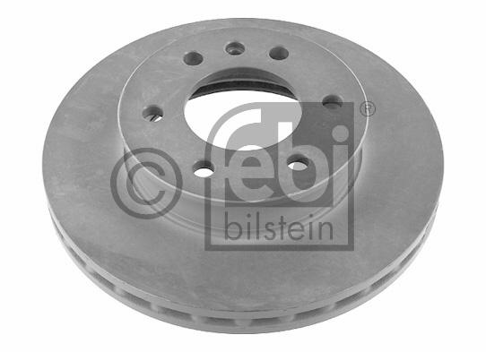 Disque de frein - FEBI BILSTEIN - 27698