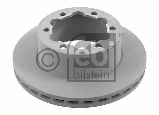 Disque de frein - FEBI BILSTEIN - 27700