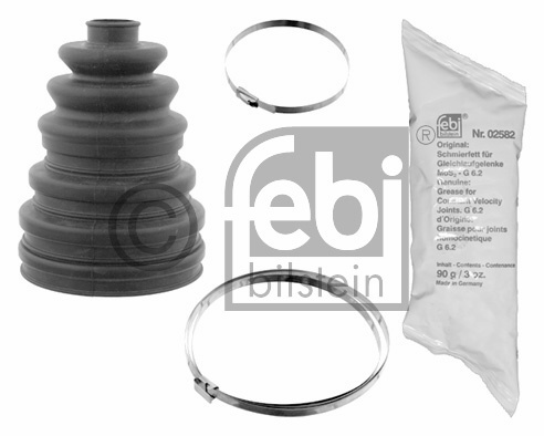 Kit d'assemblage, joint-soufflet, arbre d'entraînement - FEBI BILSTEIN - 27730