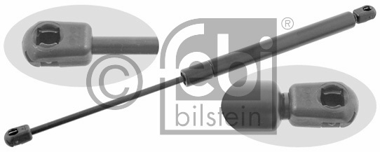 Ressort pneumatique, capot-moteur - FEBI BILSTEIN - 27737