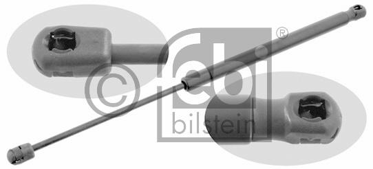 Ressort pneumatique, coffre à bagages/compartiment à bagages - FEBI BILSTEIN - 27768