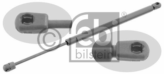 Ressort pneumatique, coffre à bagages/compartiment à bagages - FEBI BILSTEIN - 27773