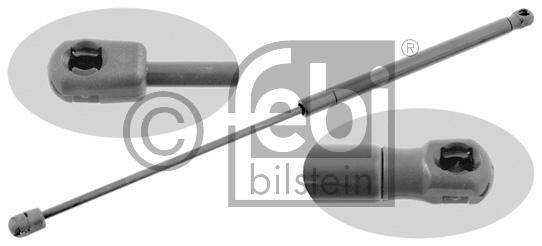Ressort pneumatique, coffre à bagages/compartiment à bagages - FEBI BILSTEIN - 27779