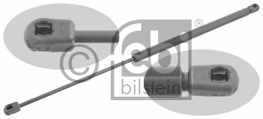 Ressort pneumatique, coffre à bagages/compartiment à bagages - FEBI BILSTEIN - 27782