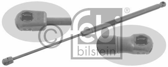 Ressort pneumatique, coffre à bagages/compartiment à bagages - FEBI BILSTEIN - 27787