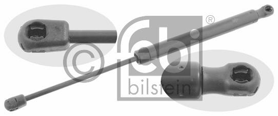 Ressort pneumatique, coffre à bagages/compartiment à bagages - FEBI BILSTEIN - 27831