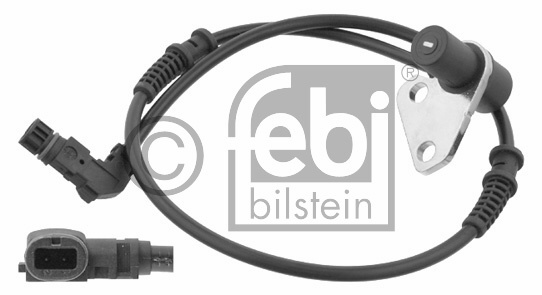 Capteur, vitesse de roue - FEBI BILSTEIN - 27860