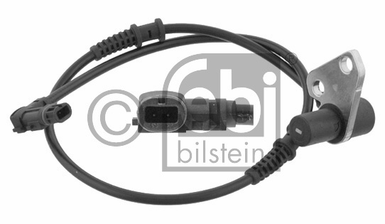 Capteur, vitesse de roue - FEBI BILSTEIN - 27861