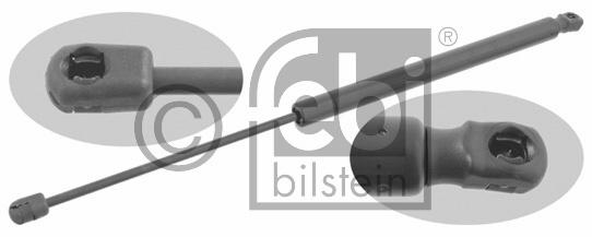Ressort pneumatique, coffre à bagages/compartiment à bagages - FEBI BILSTEIN - 27894