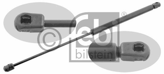 Ressort pneumatique, coffre à bagages/compartiment à bagages - FEBI BILSTEIN - 27896