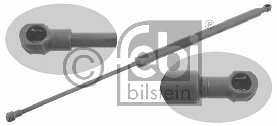 Ressort pneumatique, coffre à bagages/compartiment à bagages - FEBI BILSTEIN - 27911