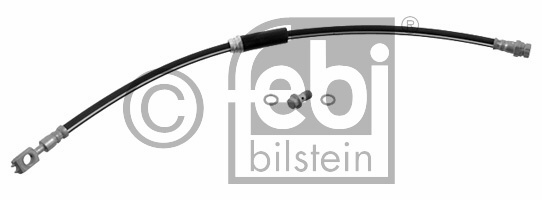 Flexible de frein - FEBI BILSTEIN - 27934