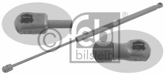 Ressort pneumatique, coffre à bagages/compartiment à bagages - FEBI BILSTEIN - 27938