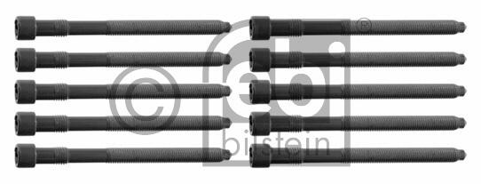 Boulon de culasse de cylindre - FEBI BILSTEIN - 27992