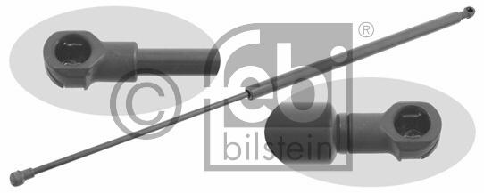 Ressort pneumatique, coffre à bagages/compartiment à bagages - FEBI BILSTEIN - 28008