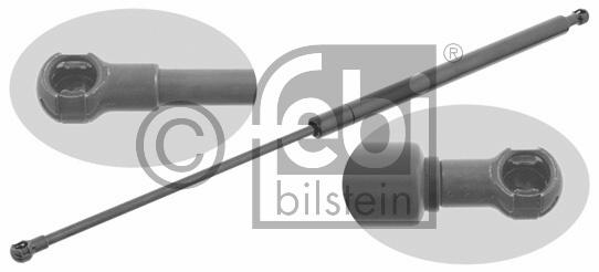 Ressort pneumatique, coffre à bagages/compartiment à bagages - FEBI BILSTEIN - 28009