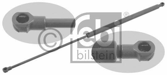 Ressort pneumatique, coffre à bagages/compartiment à bagages - FEBI BILSTEIN - 28026
