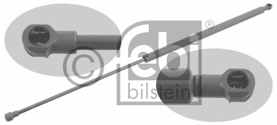 Ressort pneumatique, capot-moteur - FEBI BILSTEIN - 28027