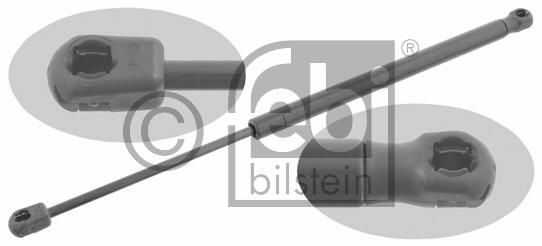 Ressort pneumatique, coffre à bagages/compartiment à bagages - FEBI BILSTEIN - 28036