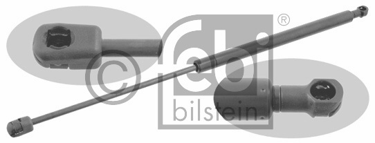 Ressort pneumatique, coffre à bagages/compartiment à bagages - FEBI BILSTEIN - 28040