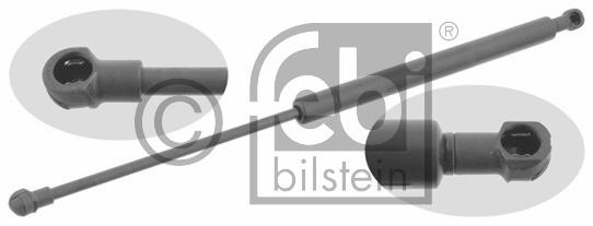 Ressort pneumatique, coffre à bagages/compartiment à bagages - FEBI BILSTEIN - 28080