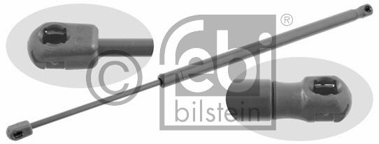 Ressort pneumatique, coffre à bagages/compartiment à bagages - FEBI BILSTEIN - 28084