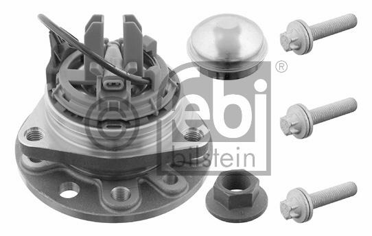 Moyeu de roue - FEBI BILSTEIN - 28141