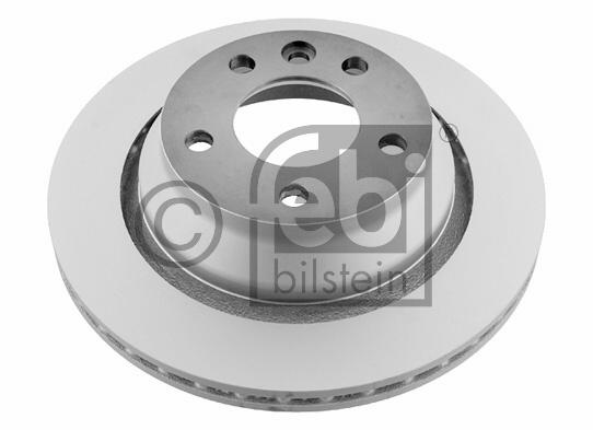Disque de frein - FEBI BILSTEIN - 28164