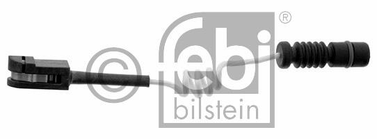 Contact d'avertissement, usure des garnitures de frein - FEBI BILSTEIN - 28166